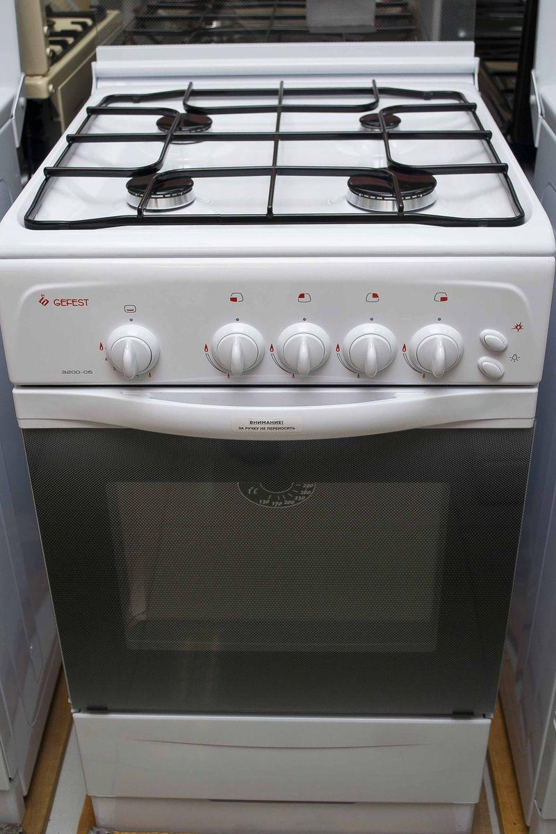 Газовая плита Gefest 3200-06 К2