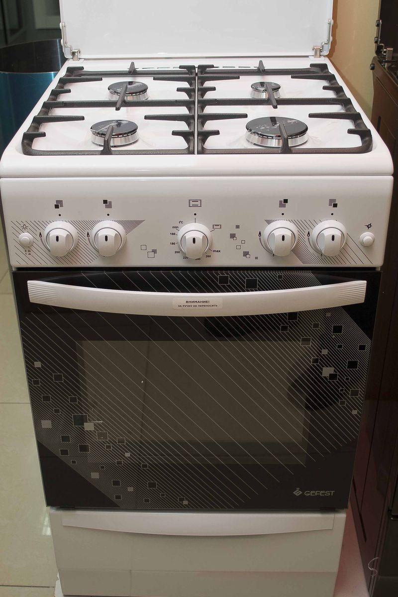 Газовая плита Gefest 5100-02 0009 (5100-02 Т2)