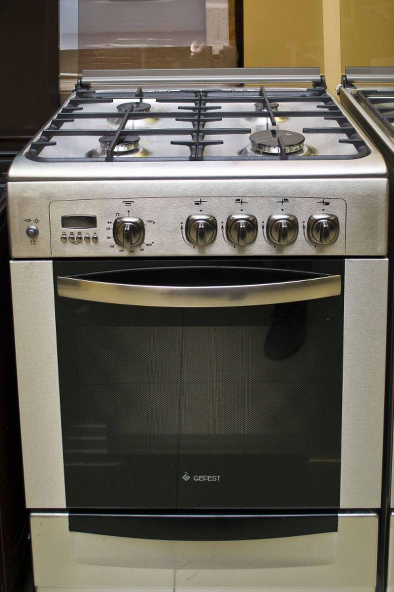 Газовая плита Gefest 6100-04 0004 (6100-04 СН2) - стол
