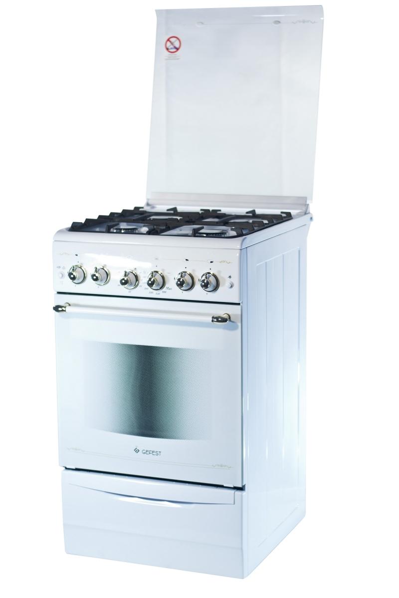 3D модель: Газовая плита Gefest 5100-02 0081 вполоборота
