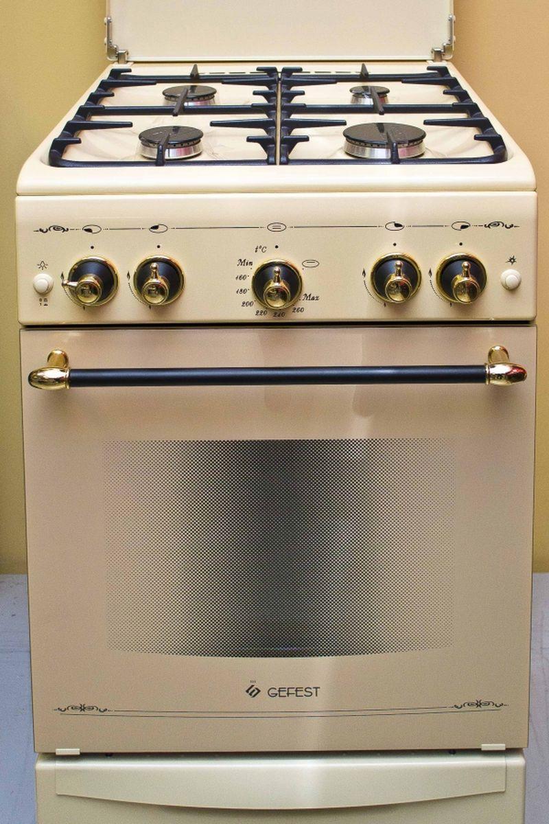 Газовая плита Gefest 5100-02 0086 - фасад