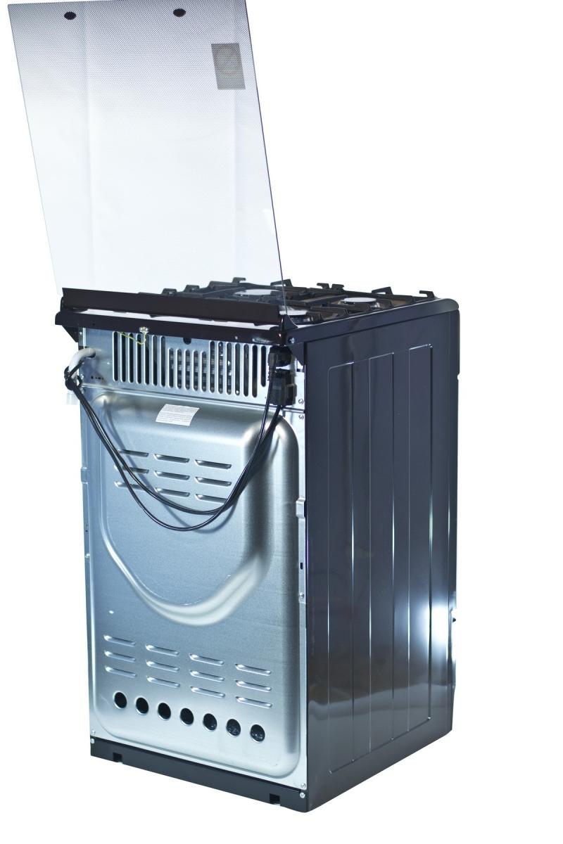 3D модель: Газовая плита Gefest 5100-03 0003 вид сзади