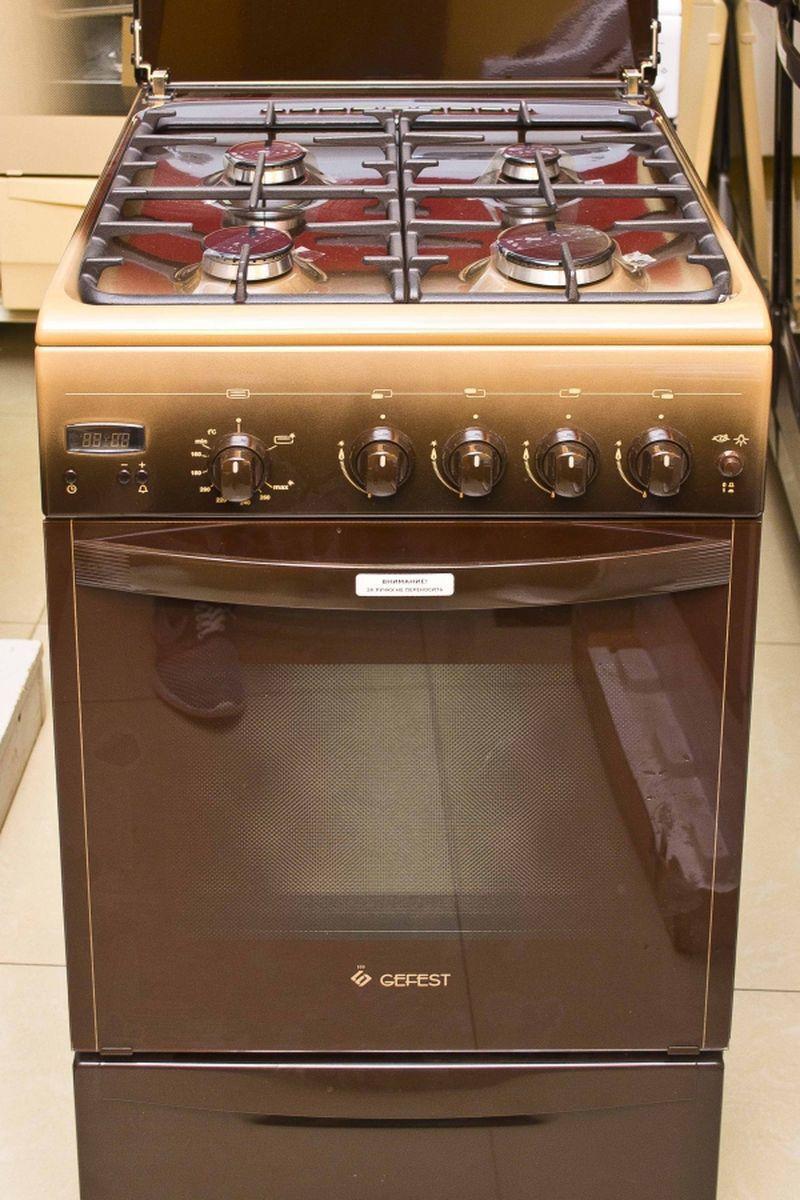 Газовая плита Gefest 5100-03 0001 (5100-03 К) - фасад