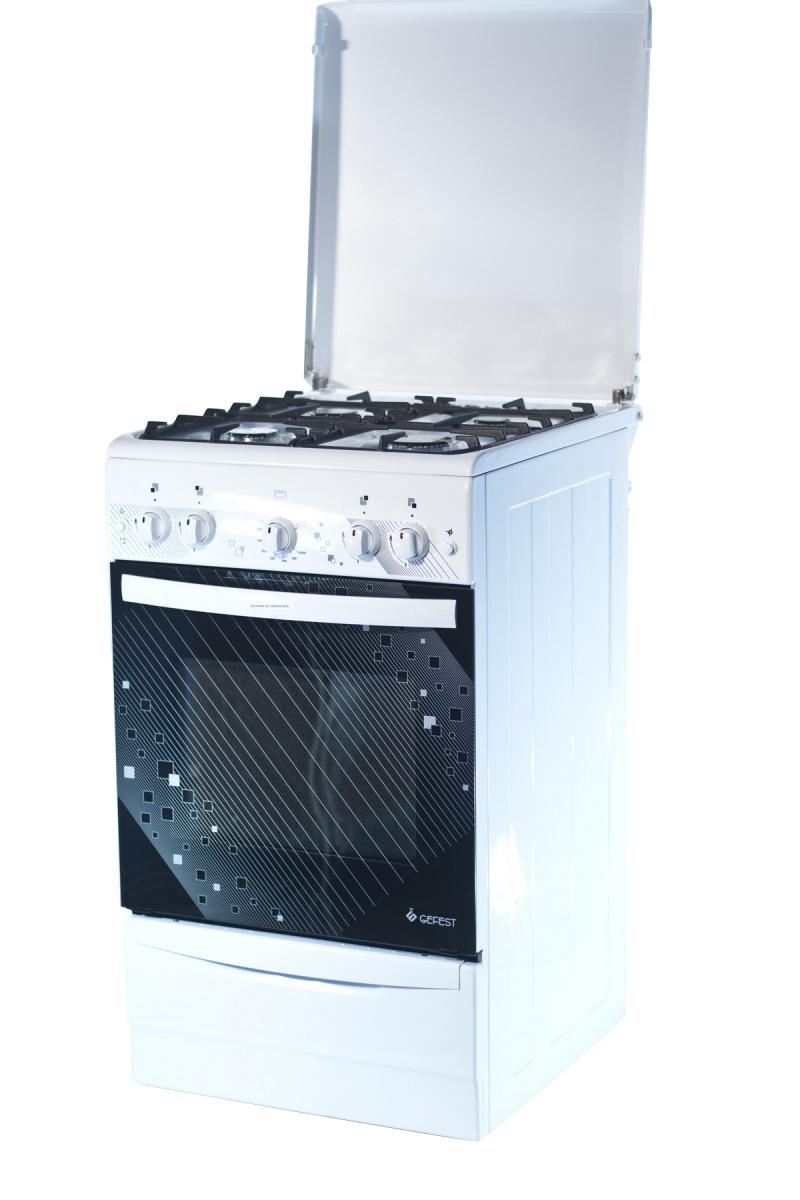 Газовая плита Gefest 5100-02 0009 вполоборота