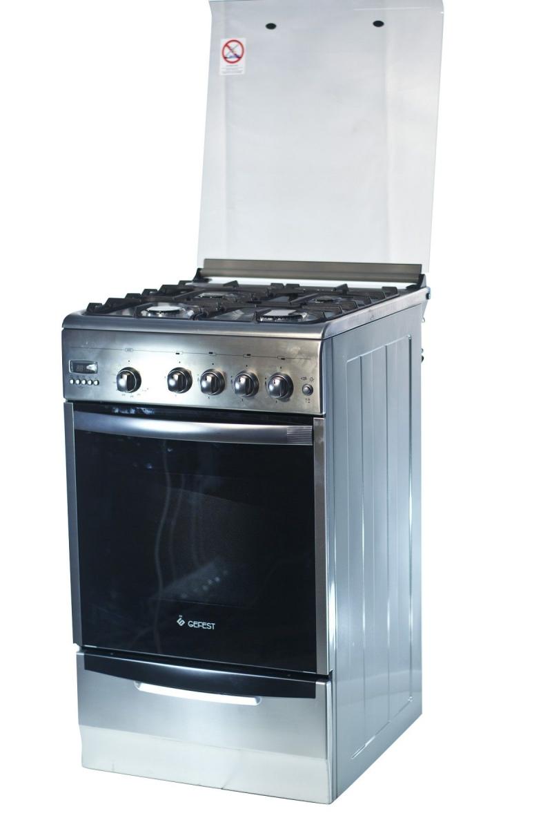 3D модель: Газовая плита Gefest ПГ 5100-04 0004 вполоборота