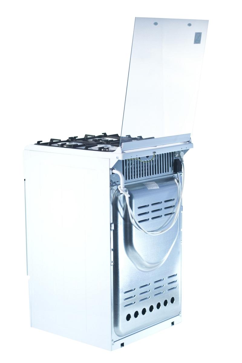 3D модель: Газовая плита Gefest 5100-04 0002 вид сзади