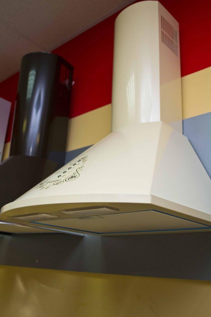 Кухонная вытяжка Gefest ВО 1504 К71 - вид сбоку