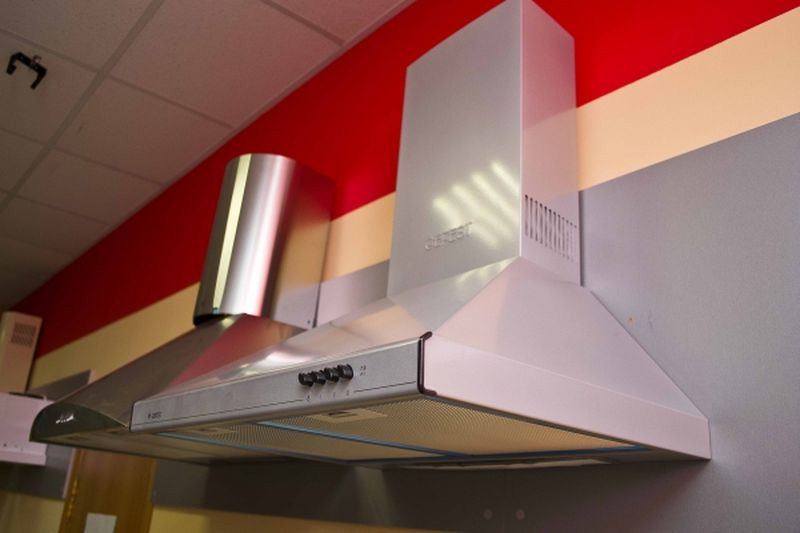 Кухонная вытяжка Gefest ВО 10 К44 - вид сбоку