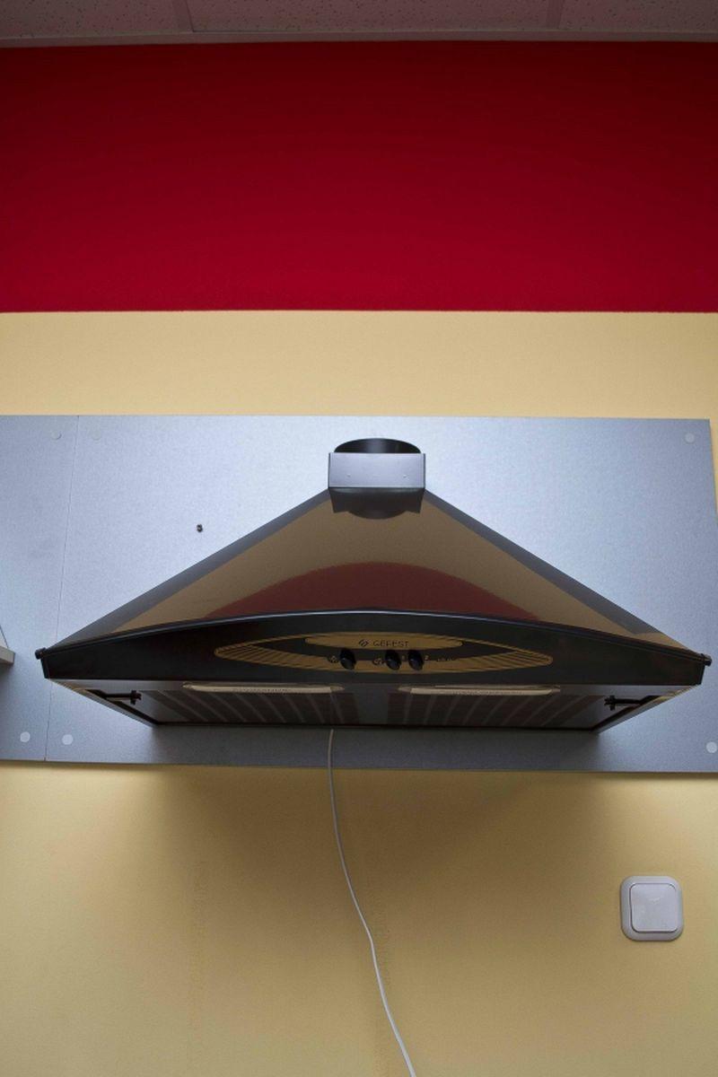 Кухонная вытяжка Gefest ВВ-1 К17 - фасад