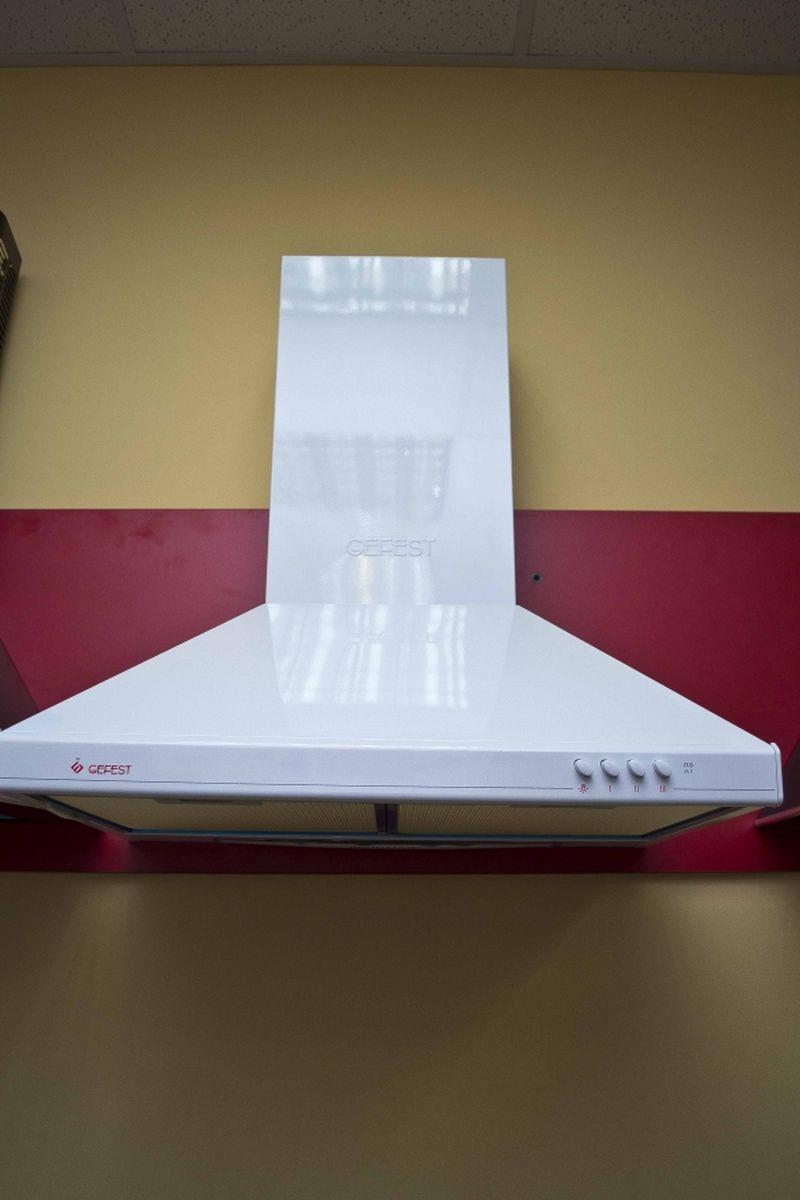 Кухонная вытяжка Gefest ВО 10 К45 - фасад