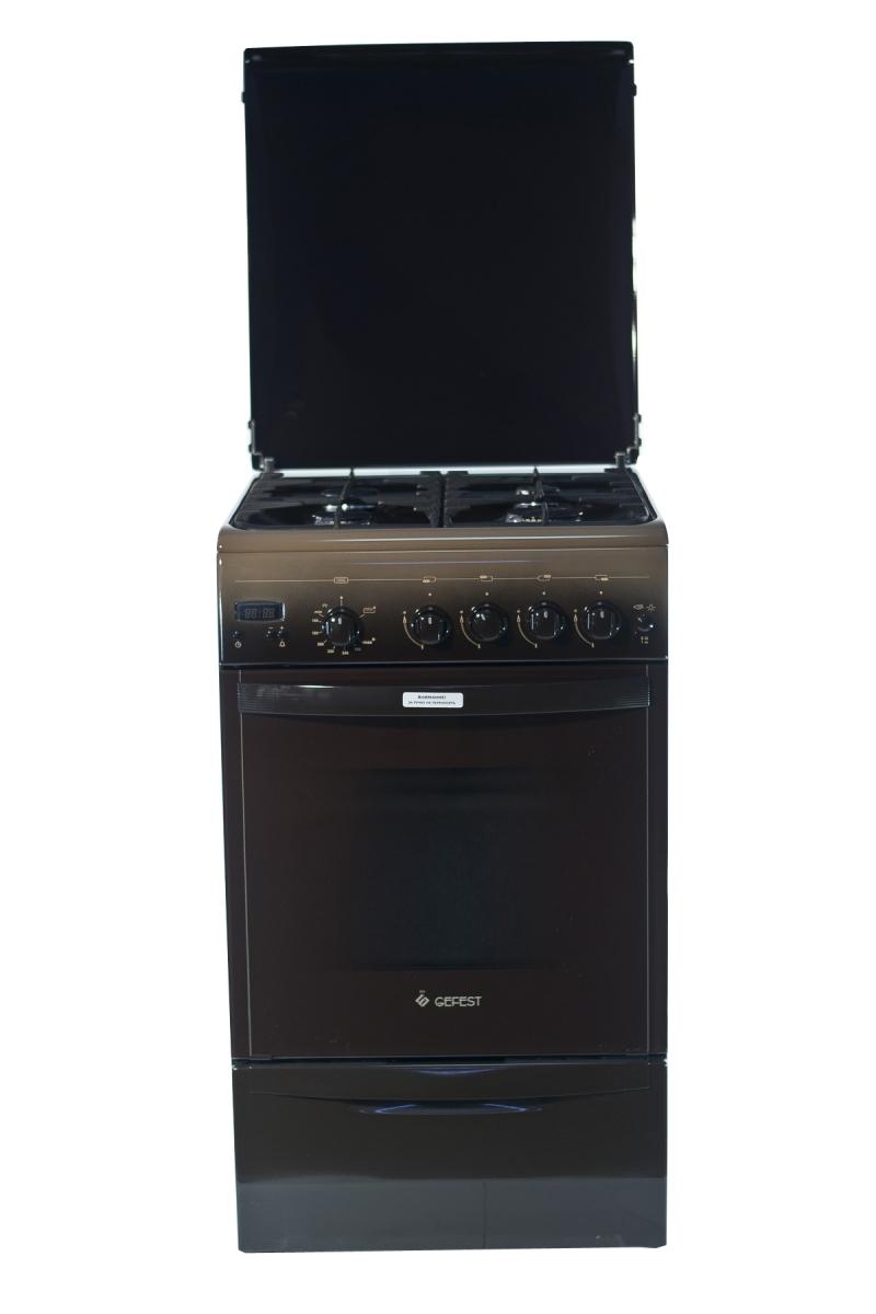 Газовая плита Gefest 5100-03 0001 (5100-03 К) фасад
