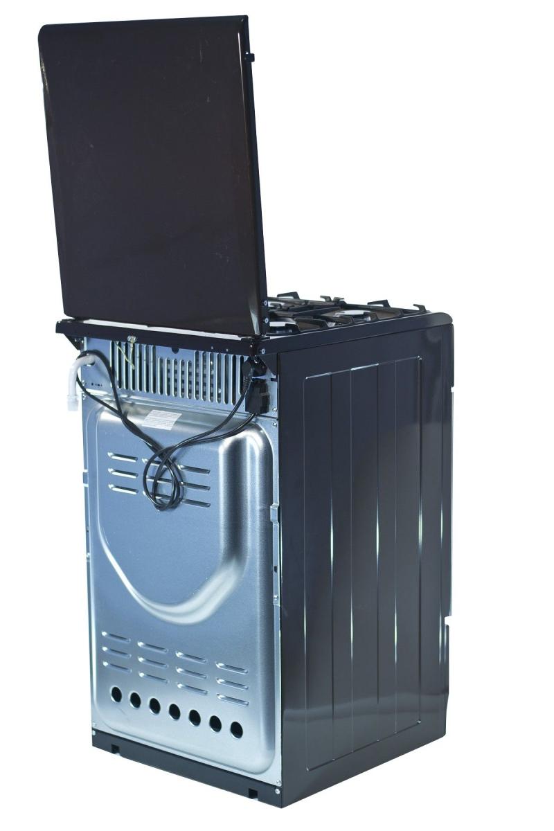 3D модель: Газовая плита Gefest 5100-04 0001 вид сзади
