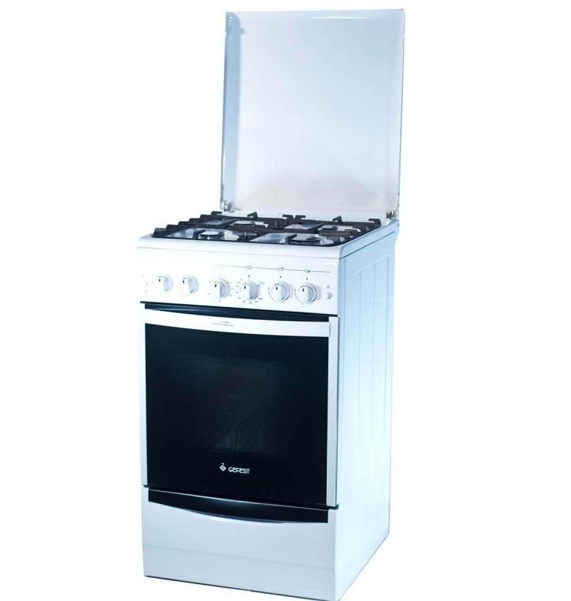 Газовая плита Gefest 5100-02 вполоборота