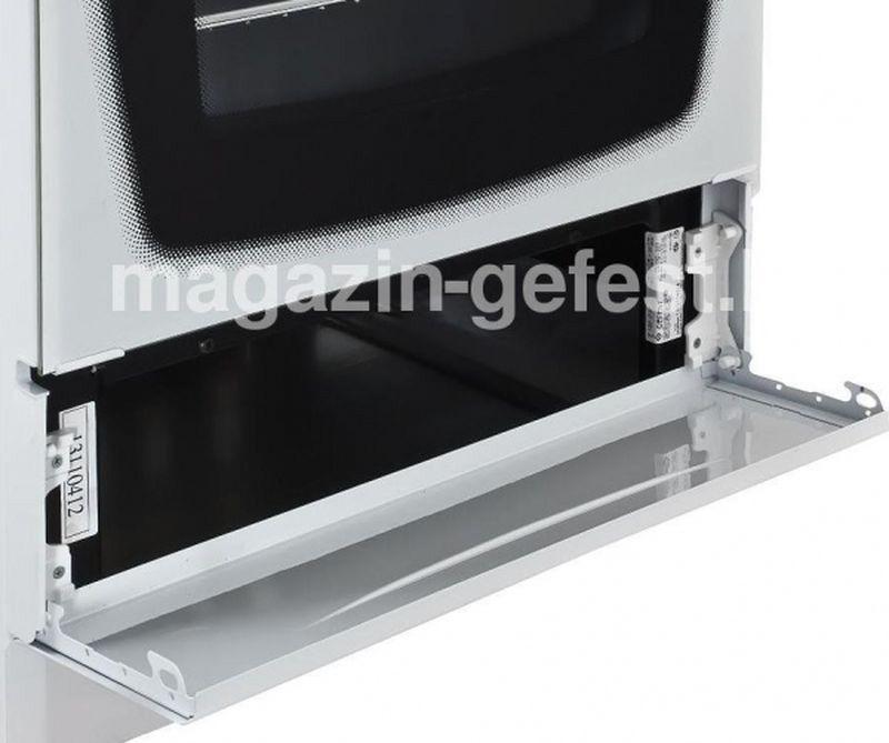 Газовая плита Gefest 1200 С7 К8 - ящик для посуды