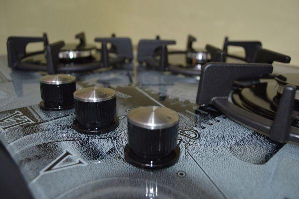 Варочная панель Gefest 2120 К1 - панель управления