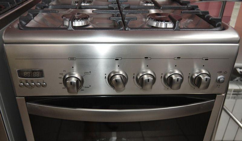 Газовая плита Gefest ПГ 5100-04 0004 - панель управления