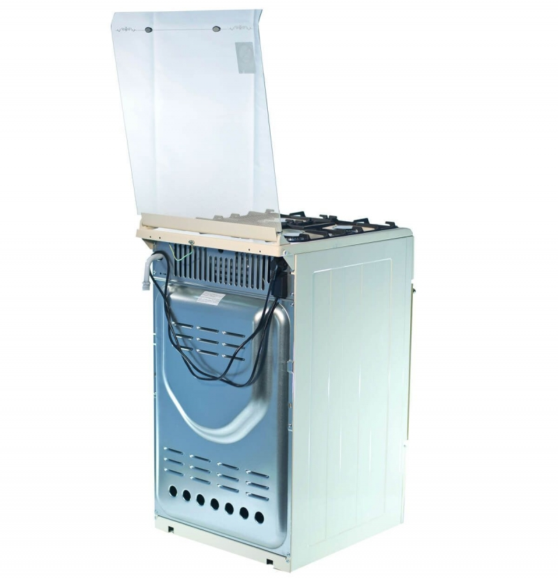 3D модель: Газовая плита Gefest 5100-02 0089 вид сзади