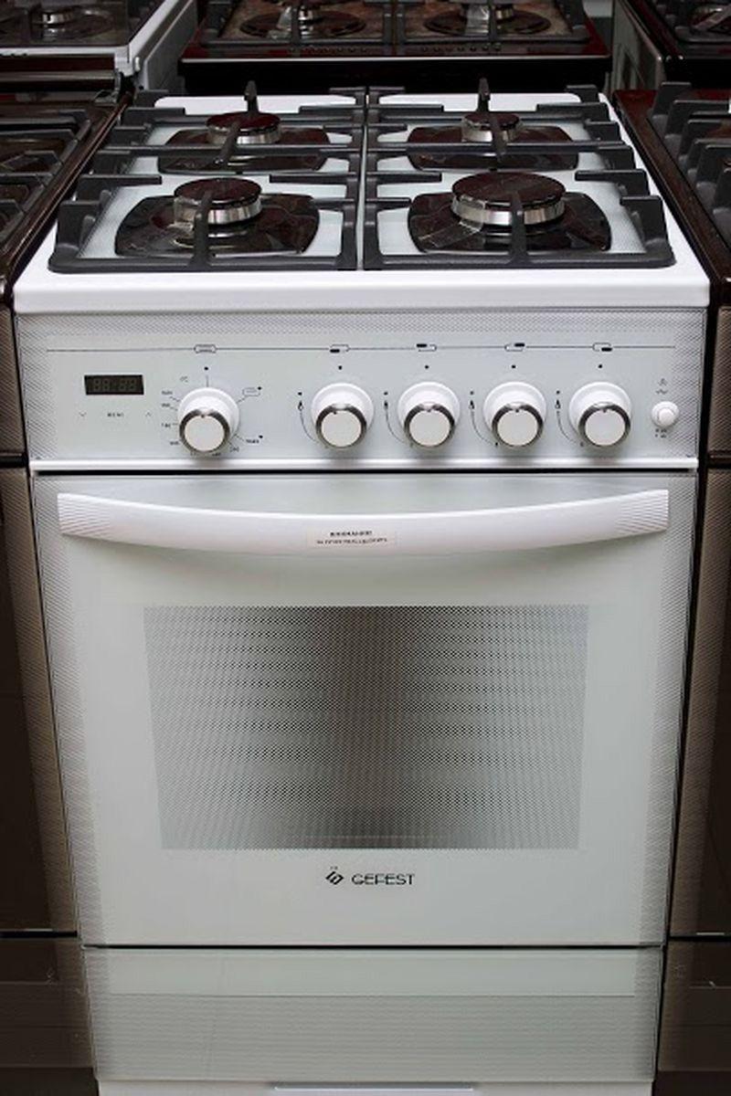 Газовая плита Gefest 5500-03 0042