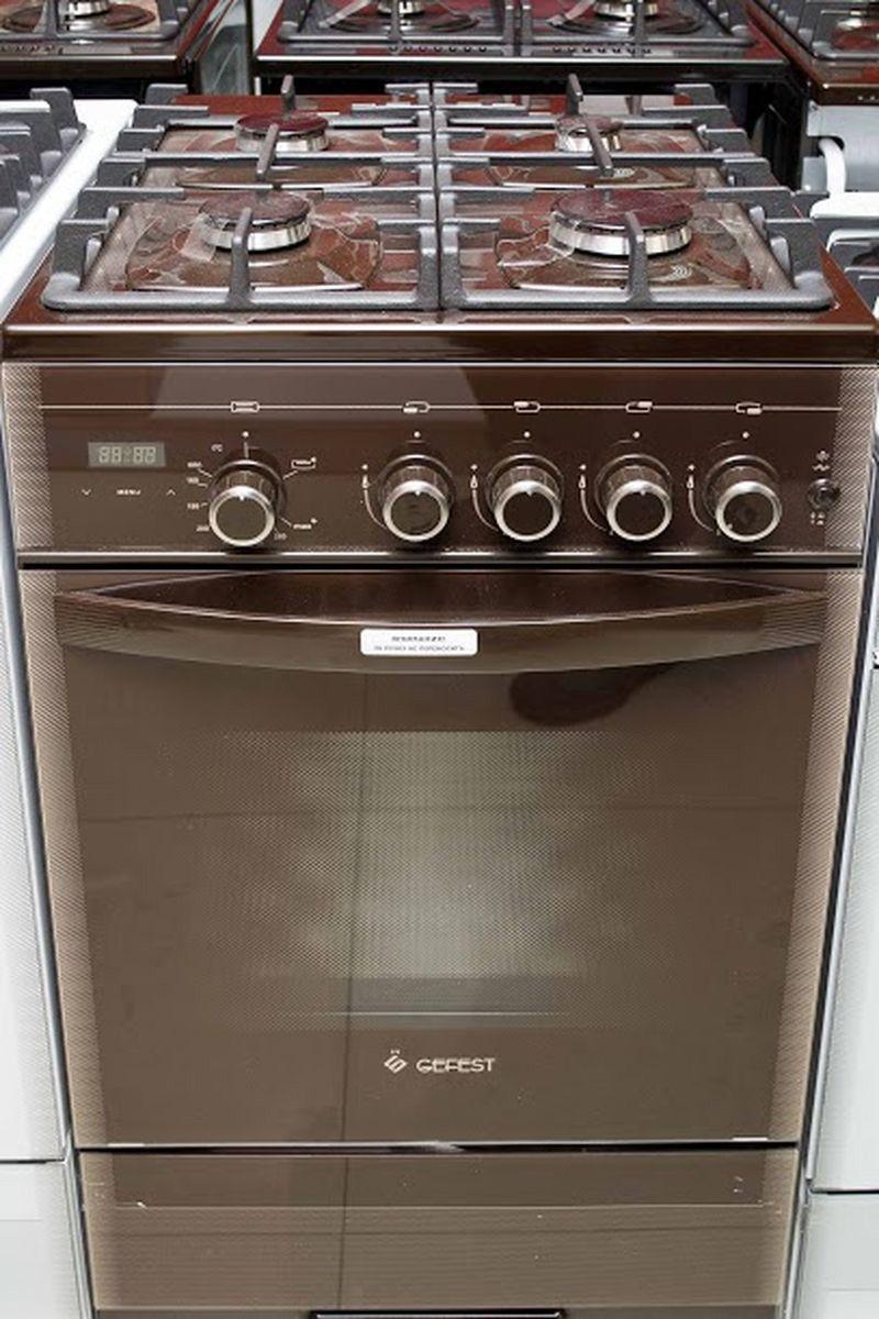 Газовая плита Gefest 5500-03 0045