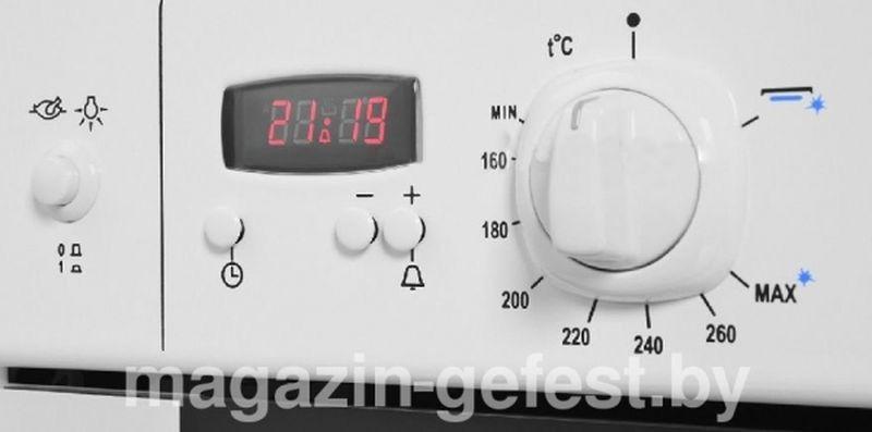 Газовая плита Gefest 6100-03 - таймер