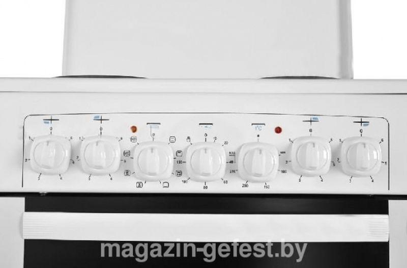 Электрическая плита Gefest 6140-02 - конфорки