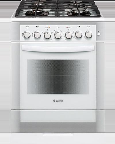 Газоэлектрическая кухонная плита Gefest 6502-02 0042