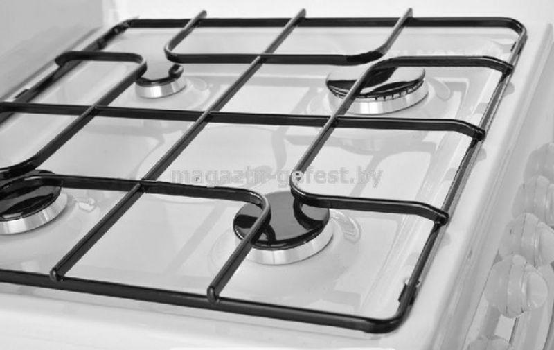 Газовая плита Gefest 3100-08 - конфорки