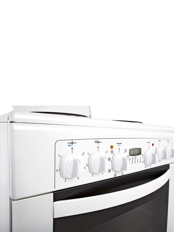 Электрическая плита Gefest 6140-03 панель управления