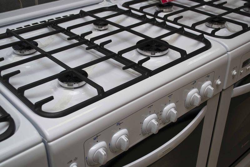 Газовая плита Gefest 6100-02 0002 (6100-02 С) - конфорки