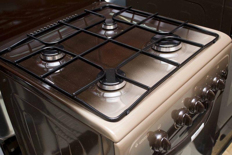 Газовая плита Gefest 3200-06 К19 - конфорки