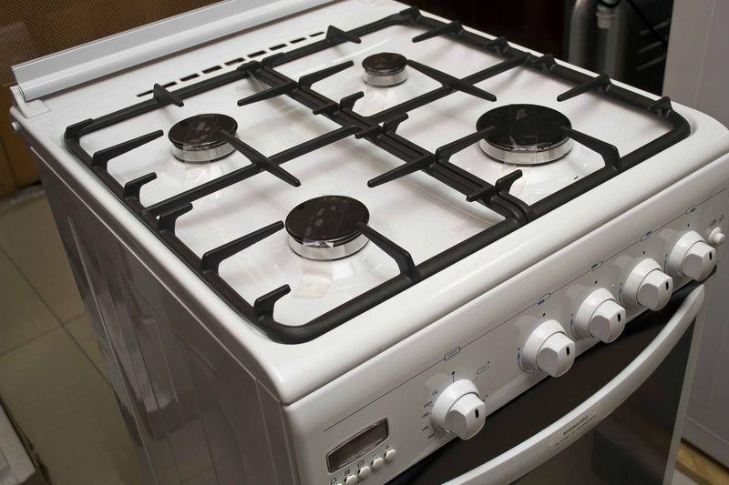 Газовая плита Gefest 5100-04 0002 (5100-04 С) - конфорки