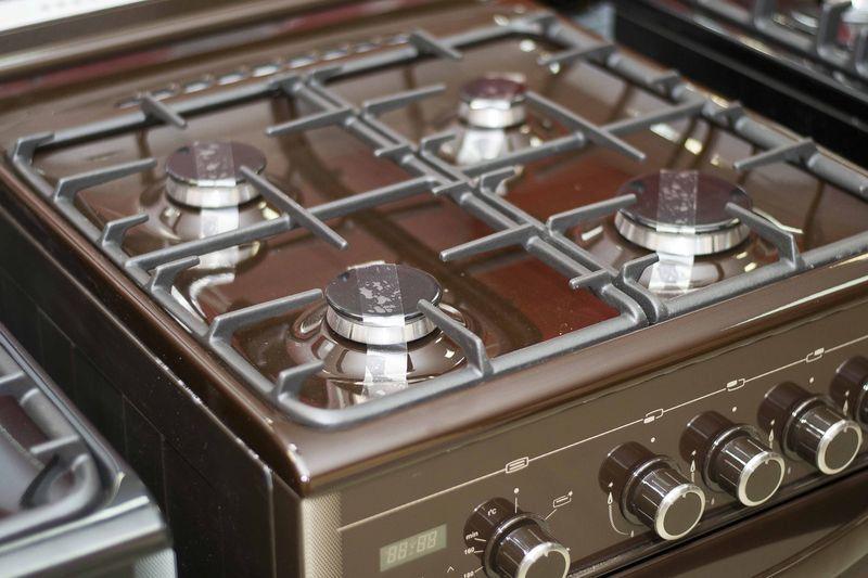 Газовая плита Gefest 5300-03 0047 - панель управления