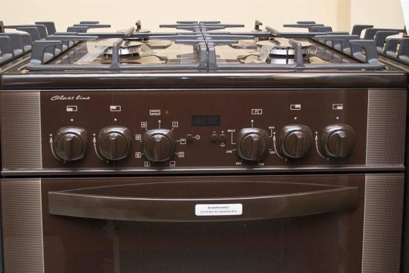 Gefest 6502-03 0045-2 - панель управления
