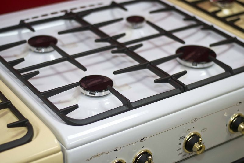 Газовая плита Gefest 6100-02 0088 - конфорки