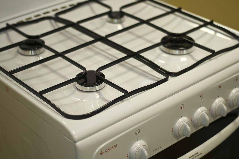 Газовая плита Gefest 1200 С6 - конфорки
