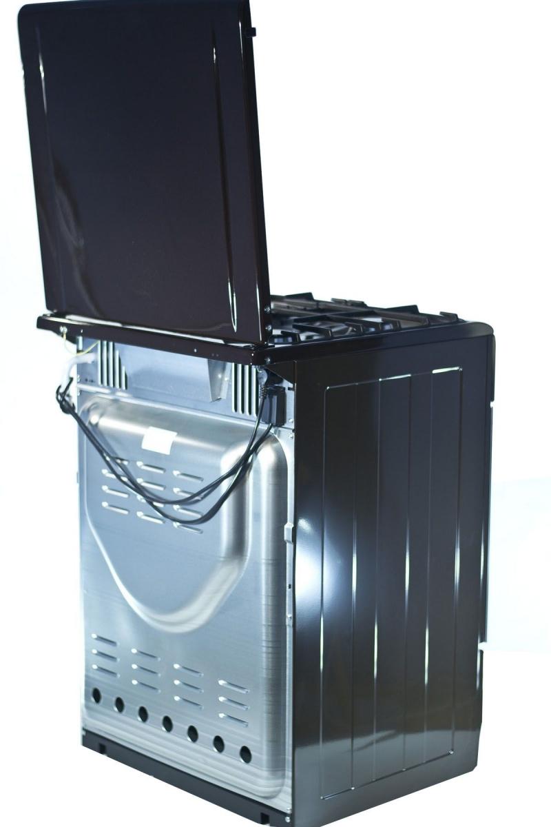 3D модель: газовая плита GEFEST  6100-02 0001 вид сзади