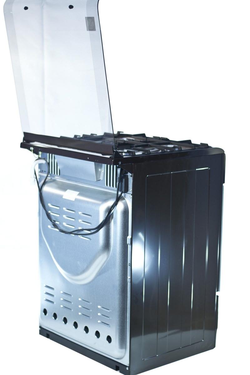 3D модель: газовая плита GEFEST  6100-02 0003 вид сзади