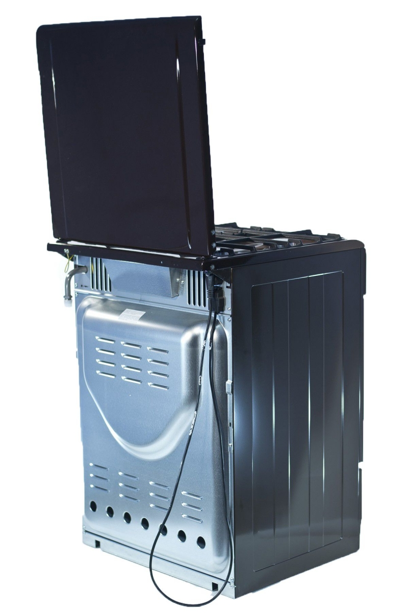 3D модель: газовая плита GEFEST  6100-03 0001 вид сзади