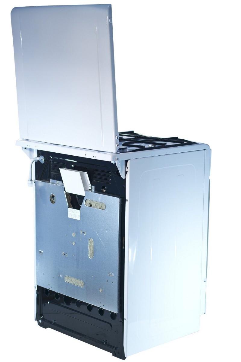 духовой шкаф GEFEST 1200 С7 К8 вид сзади