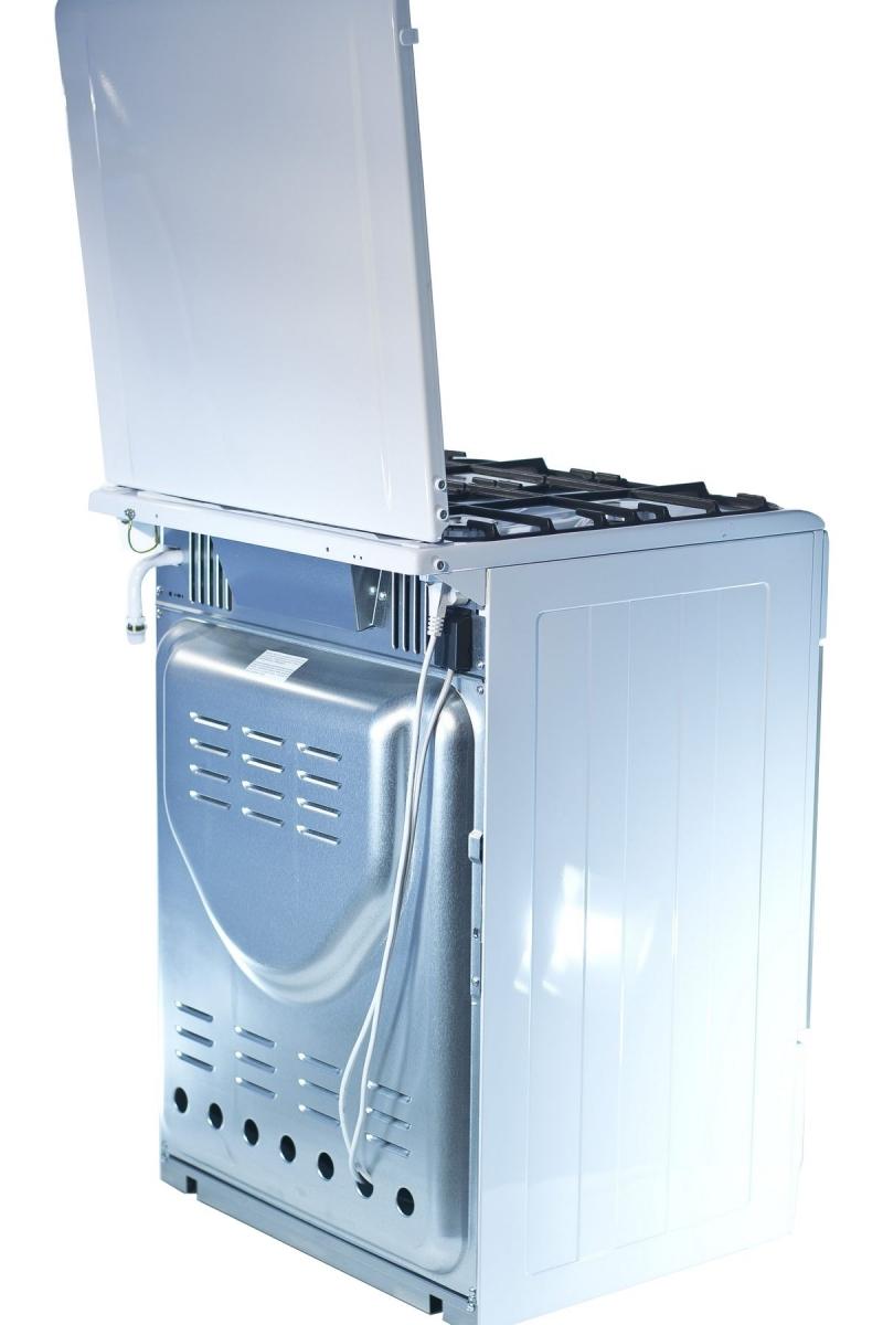 3D модель: духовой шкаф GEFEST 6100-04 вид сзади