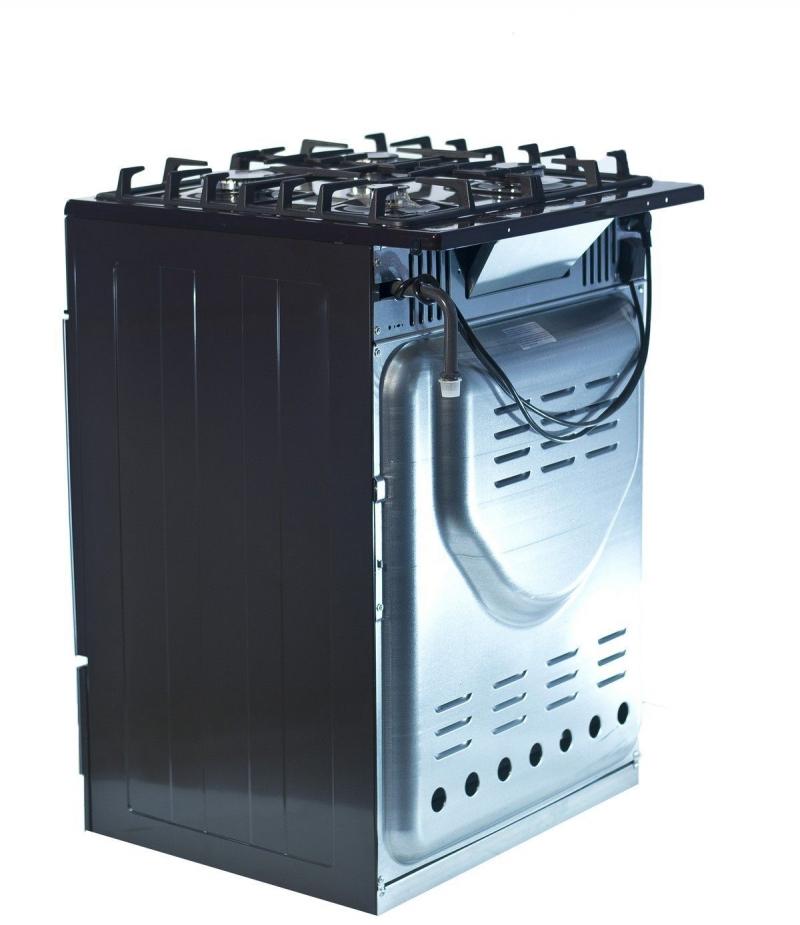 3D модель: газовая плита GEFEST  6500-03 0045 вид сзади
