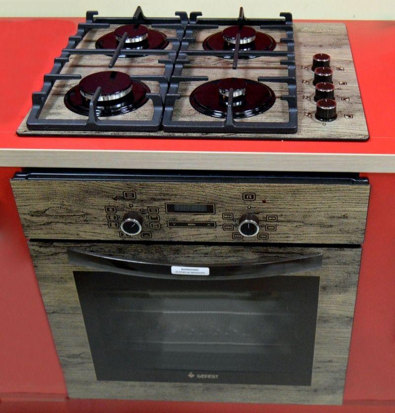 Встраиваемый комплект Гефест К27 - варка и духовка
