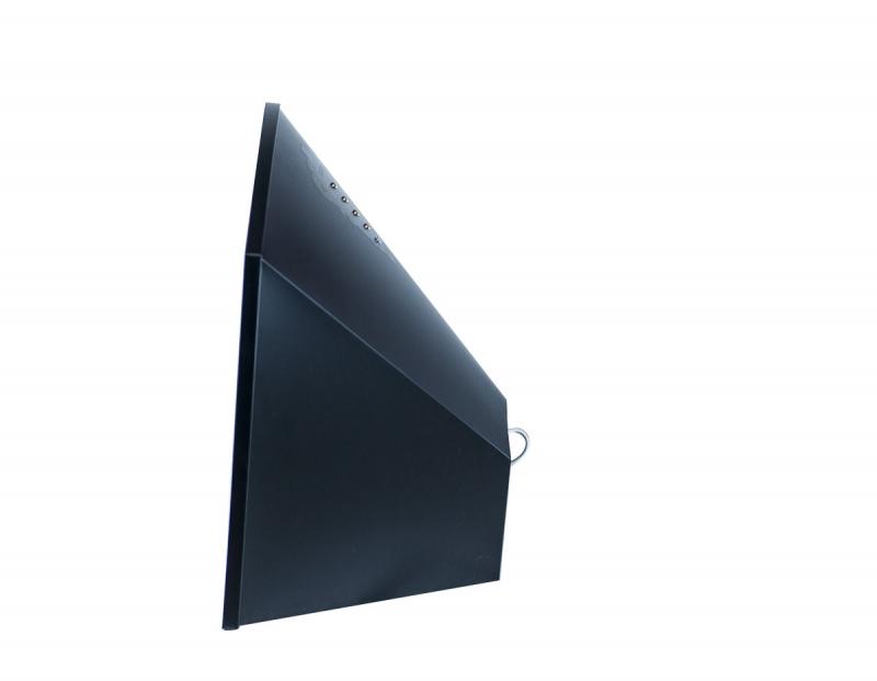3D модель: кухонная вытяжка GEFEST 1604 К73 вид сбоку