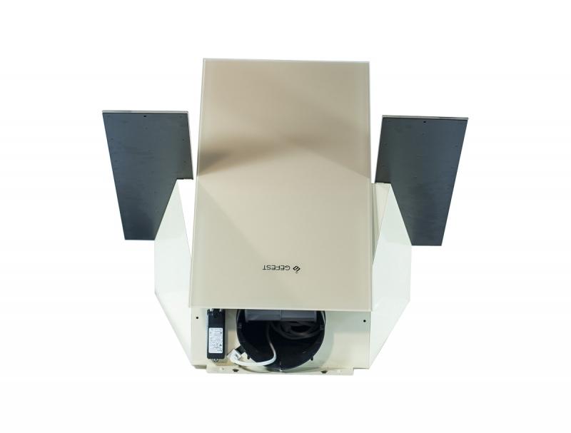 3D модель: кухонная вытяжка GEFEST 3603 Д1В вид сверху