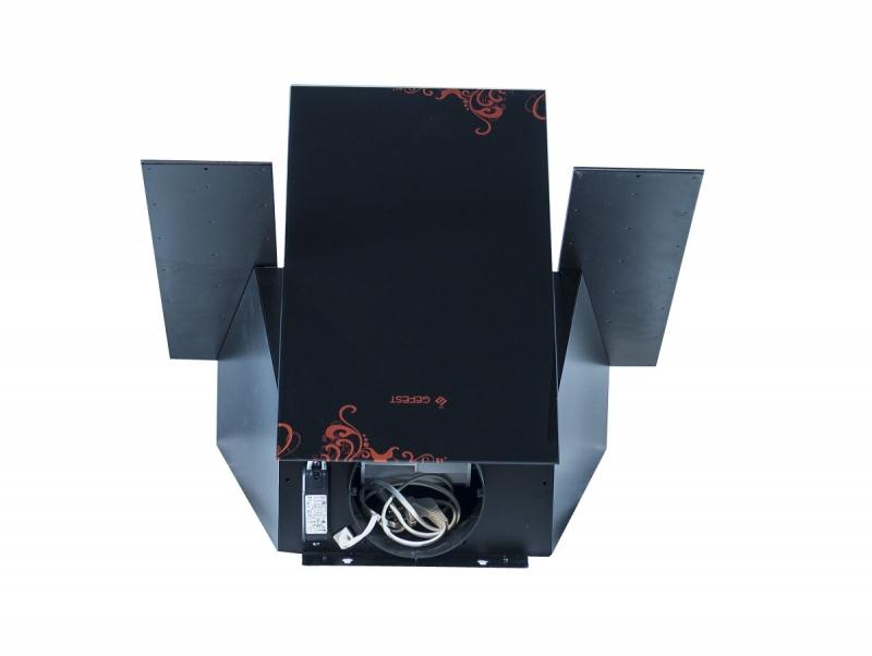 3D модель: кухонная вытяжка GEFEST 3603 К16 вид сверху
