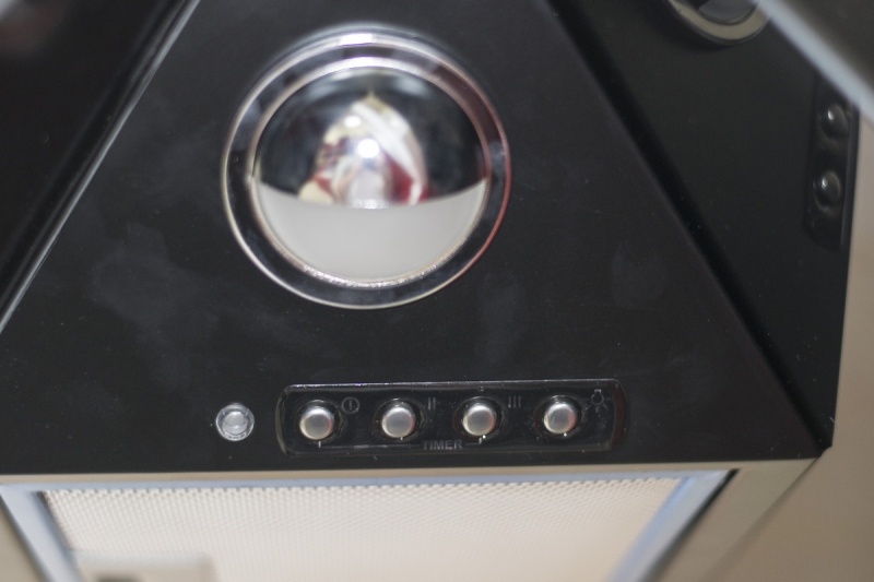 Кухонная вытяжка Gefest ВО 3604 Д2А Панель управления