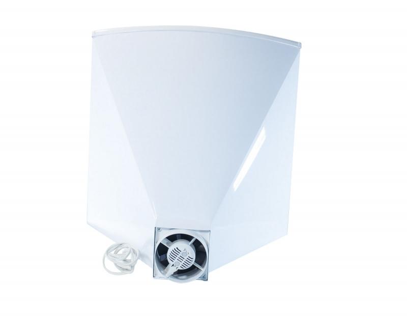 3D модель: кухонная вытяжка GEFEST ВВ-2 вид сверху