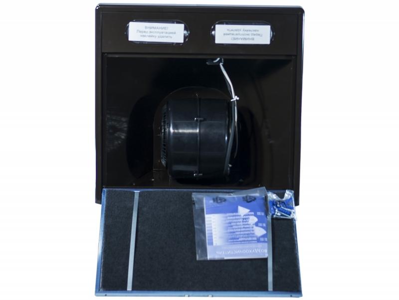 3D модель: вытяжка GEFEST 1502 К17 изнутри
