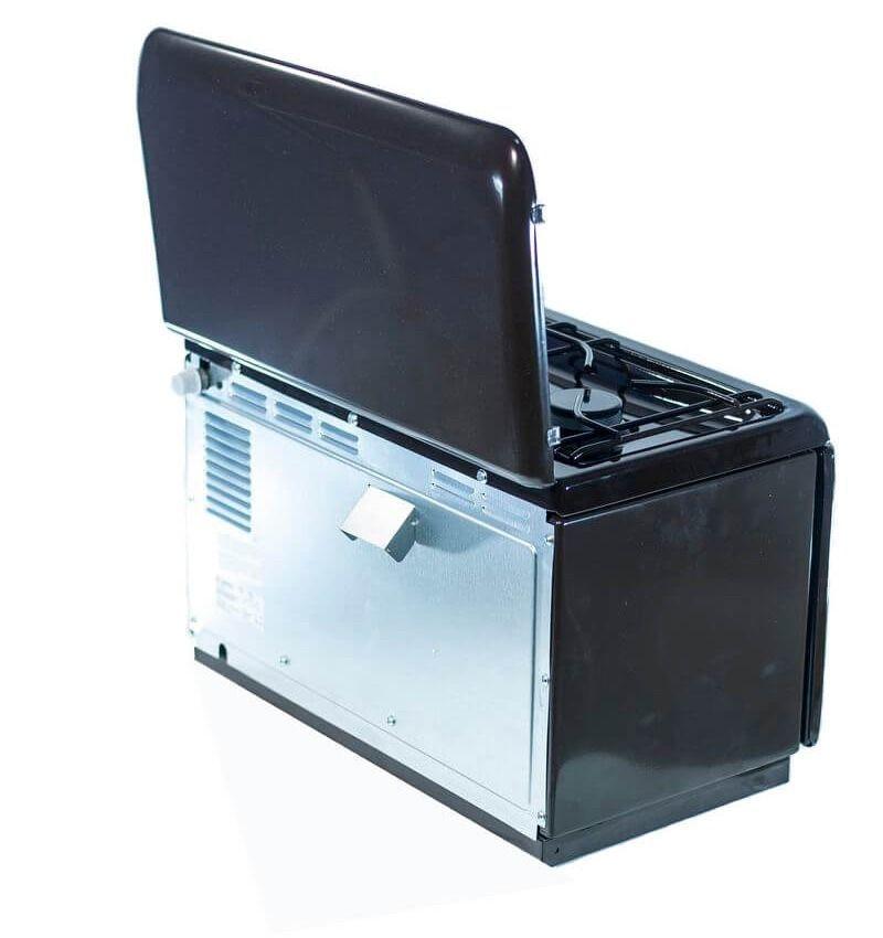 3D модель: настольная газовая плита GEFEST 100 К19 вид сзади