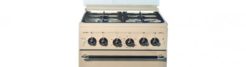 3D модель: Газовая плита Gefest 5100-02 0089 панель управления